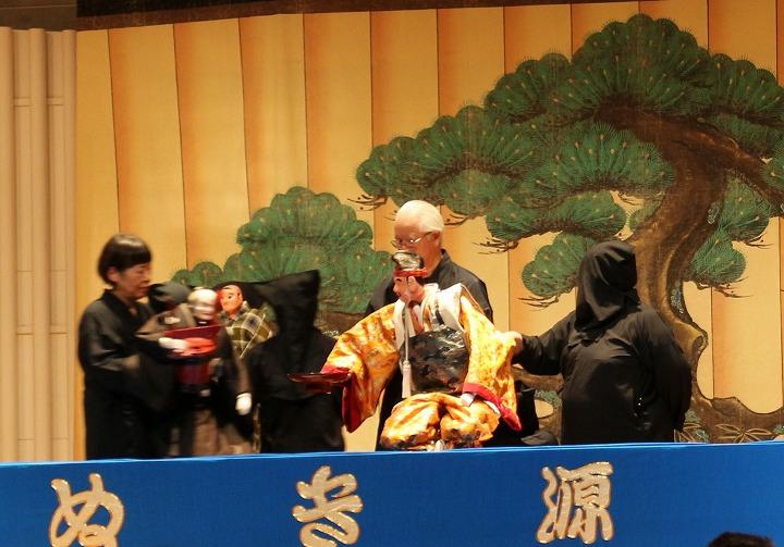 財田町文化祭 えびす舞 30 10 27