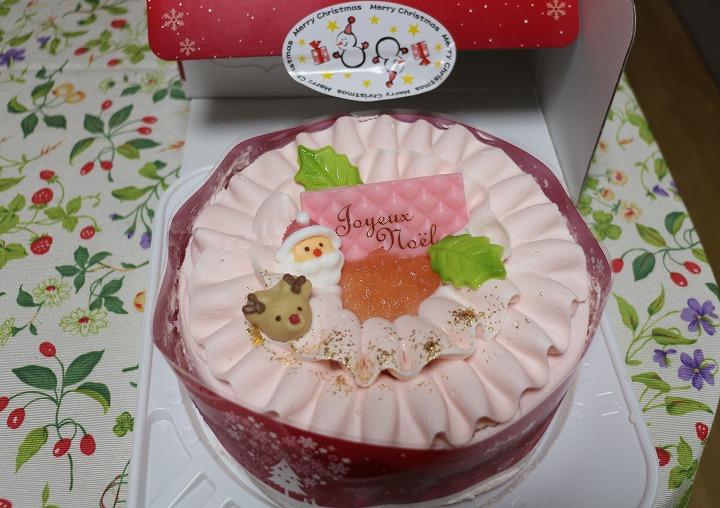 今年のCOOPオリジナルケーキ 30 12 23
