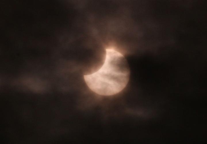 部分日食 1 31 1 6
