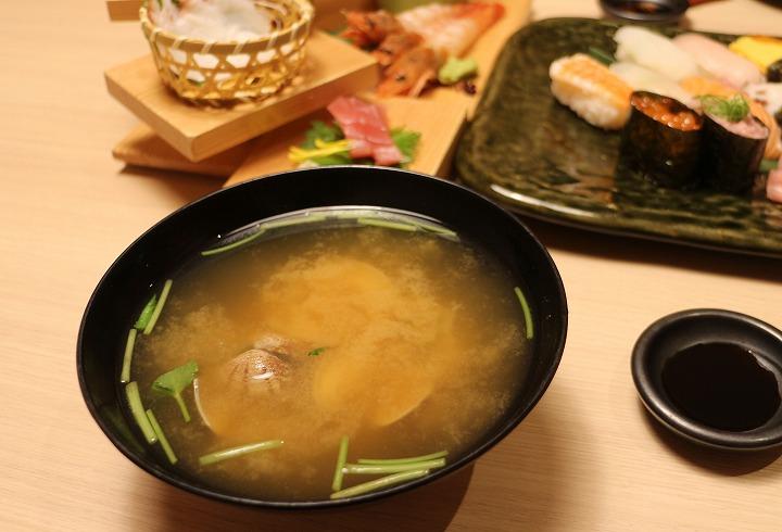 アサリのお味噌汁 31 1 31