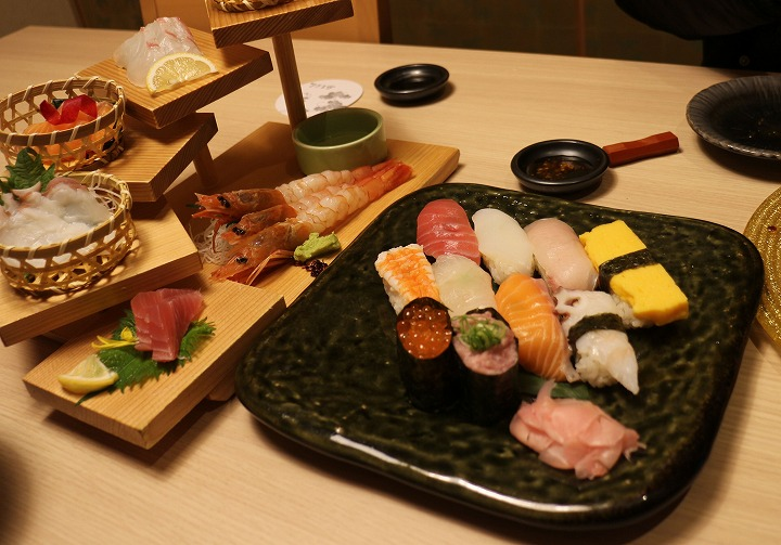 にぎり寿司 31 1 31