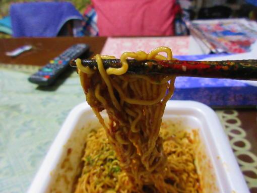 255  麺上げ(1)