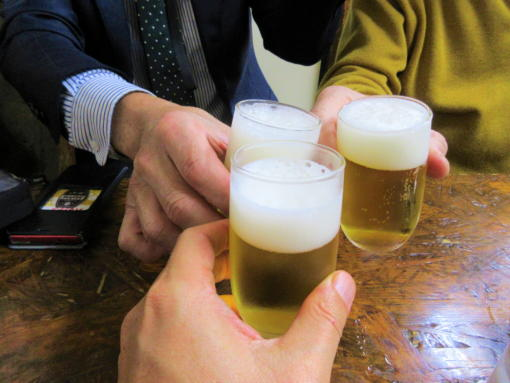 203  乾杯(1)