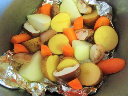 211  野菜並べ(1)
