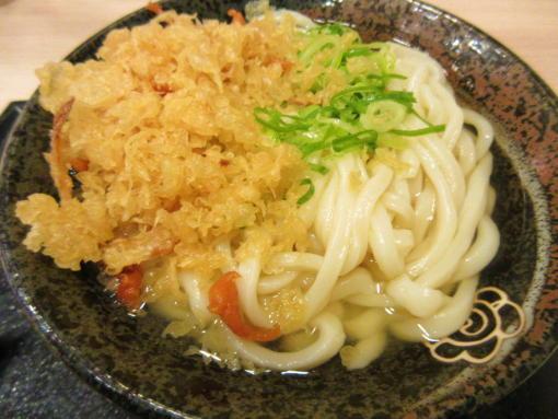 106  揚げ玉たっぷり(1)