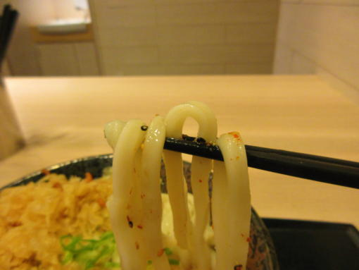 109  麺上げ(1)