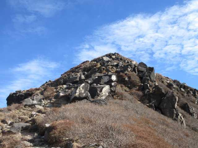IMG0068JPG中岳を望む