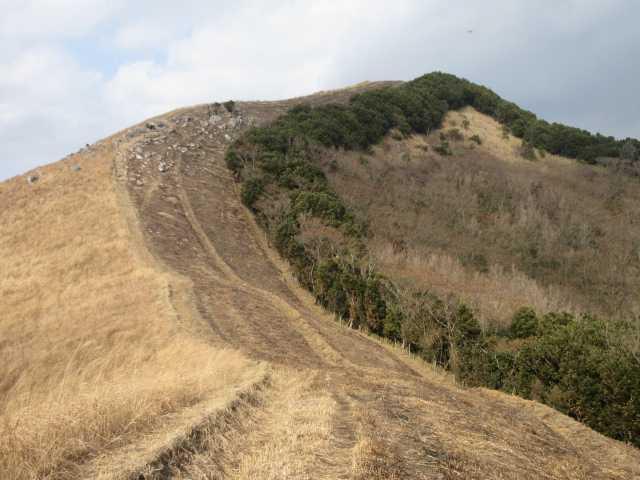 IMG0064JPG野焼の登山道