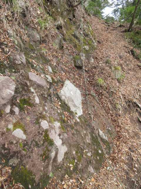 IMG0066JPGロープの岩場