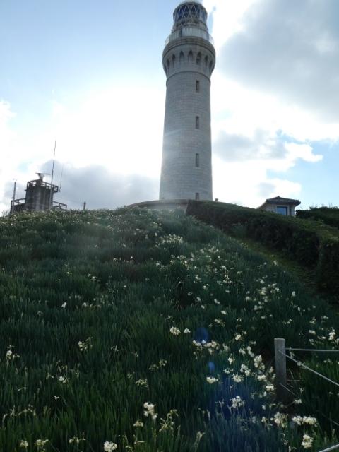 2日角島灯台 9時58