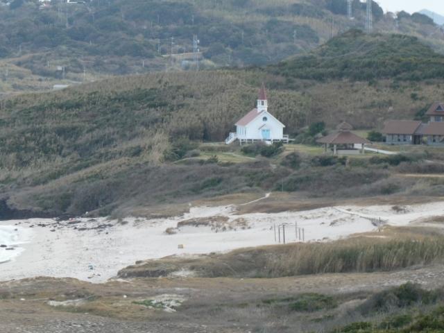 2日角島灯台 9時48