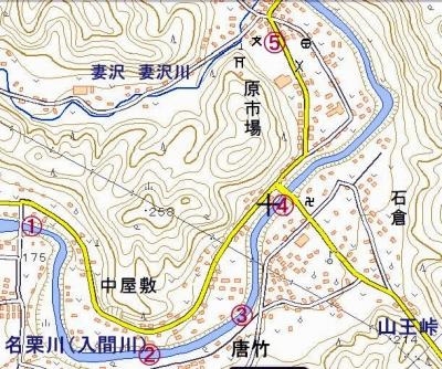 ☆地図 中屋敷ー原市場