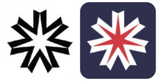 道章と道旗1