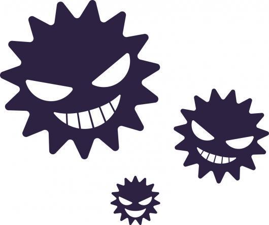 インフルエンザウイルス1