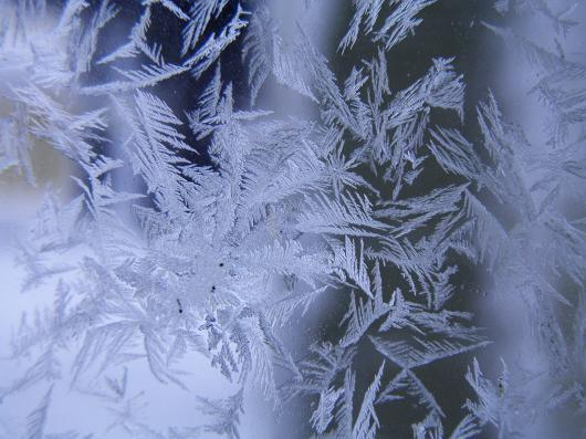 氷の結晶2