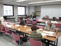 朝日カルチャー 北九州 ポジャギ教室