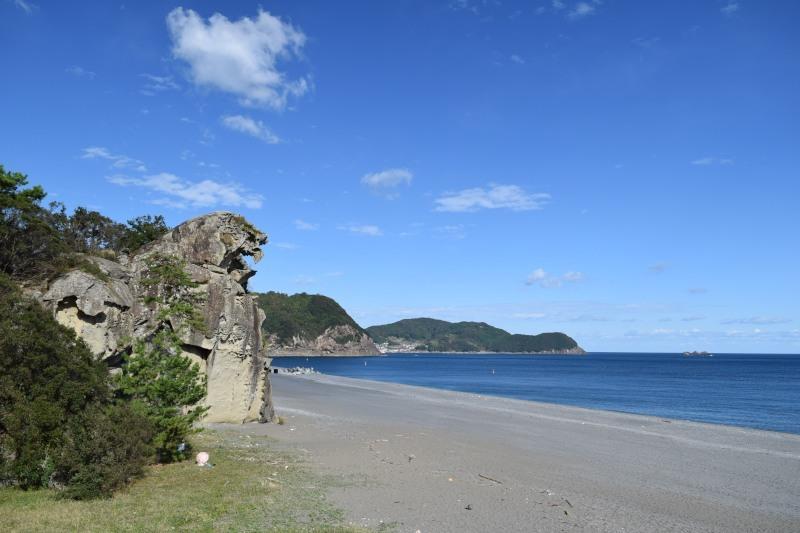 獅子岩海とDSC_0149