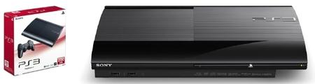 PS3本体(CECH-4000B)