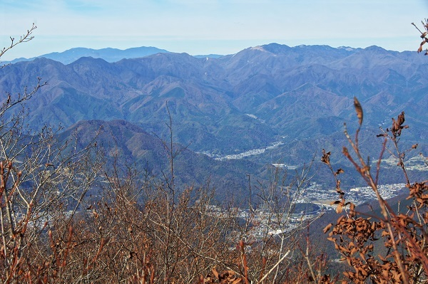 20181117-25 金峰山、大菩薩連嶺