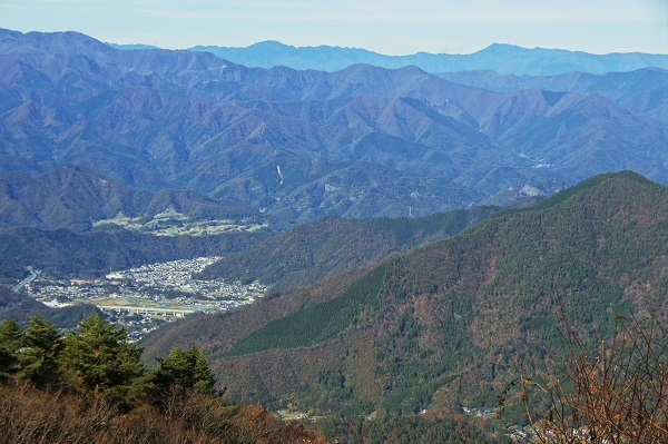 20181117-37 飛龍山、雲取山