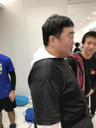 商工会~ゴルフ~練習試合 168