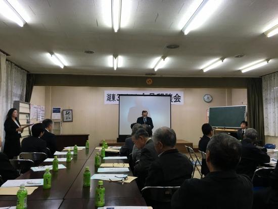 商工会~ゴルフ~練習試合 039
