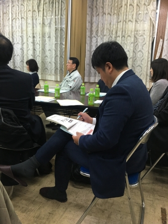 商工会~ゴルフ~練習試合 045