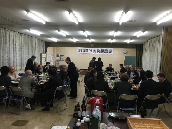 商工会~ゴルフ~練習試合 060