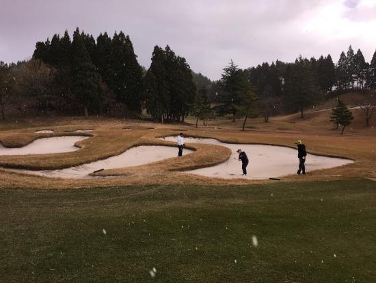 商工会~ゴルフ~練習試合 144