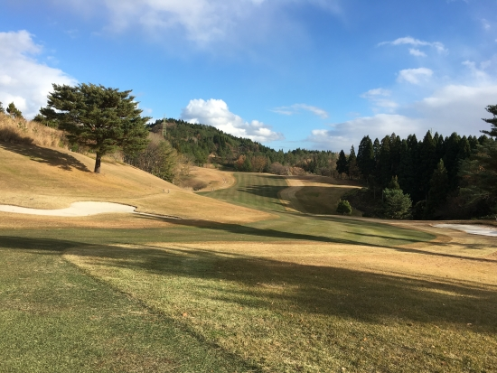 商工会~ゴルフ~練習試合 156