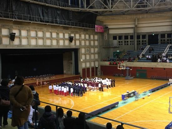 高校バスケ地区新人戦 101