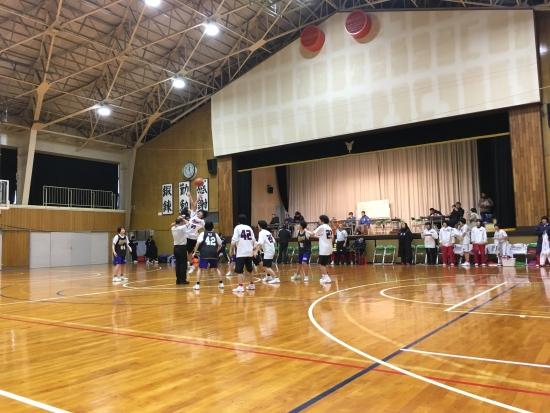 高校バスケ練習試合3日間 030
