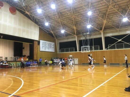 高校バスケ練習試合3日間 012