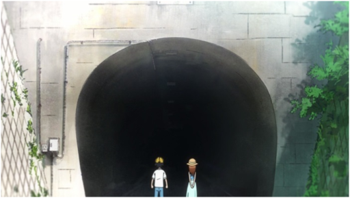 ブログ小豆島_トンネル01