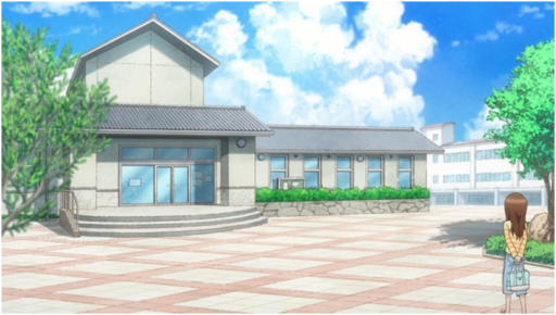 ブログ小豆島_図書館