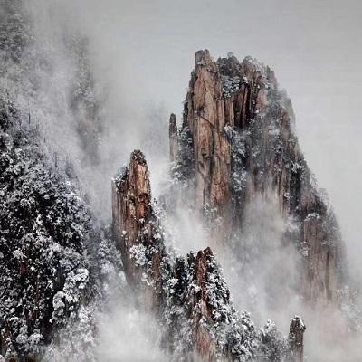 2018年12月黄山1