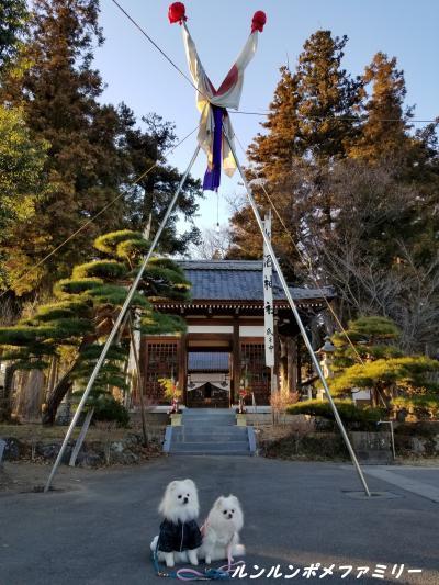 飯沼神社 山門