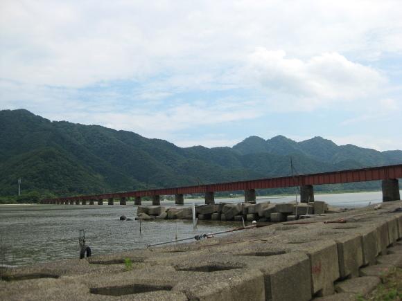 白嶺舎・由良川橋梁09