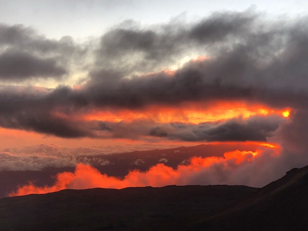 Sunset 11/2018
