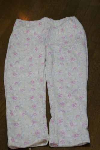 パジャマのズボン