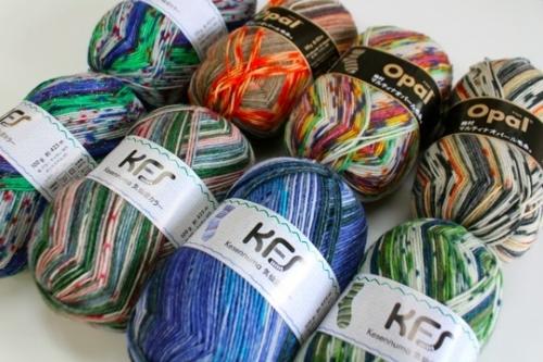 マルティナオパール毛糸