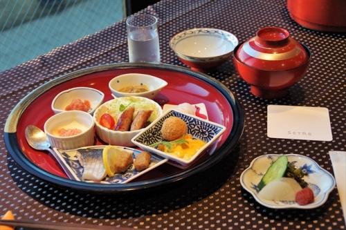 セトレ グラバーズハウス長崎 ホテル 和・華・蘭朝食
