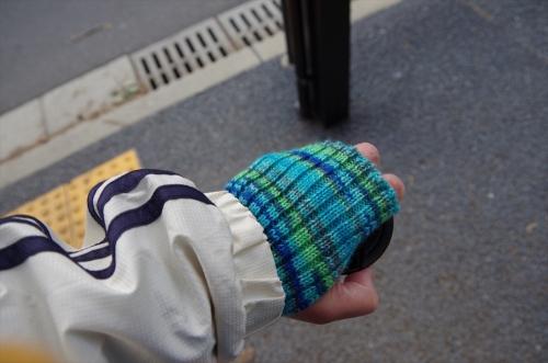 マルティナオパール毛糸 手袋