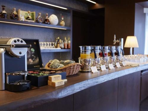 セトレ グラバーズハウス長崎 1Fラウンジのカフェ フリードリンク