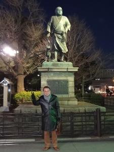 上野の西郷どん