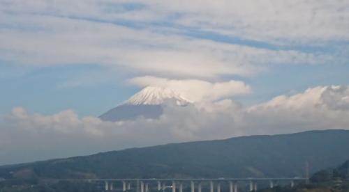 静岡にきています