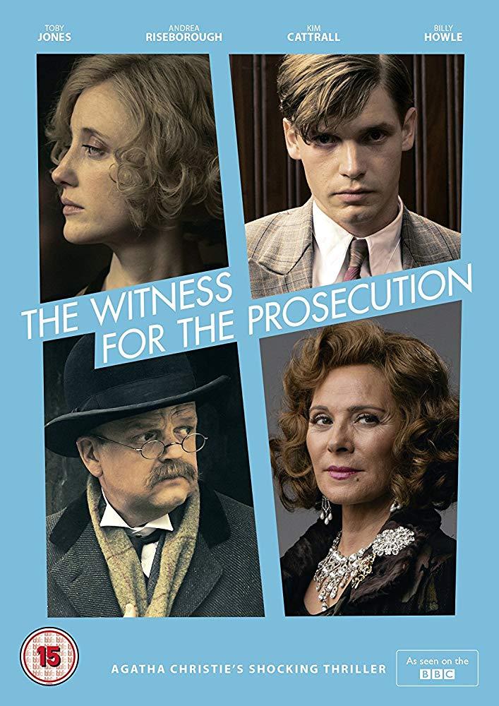 アガサ・クリスティ 検察側の証人」 - 独断映画評、今となっては