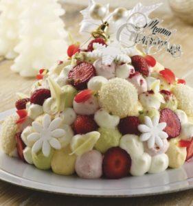 スペシャルドームショートケーキ