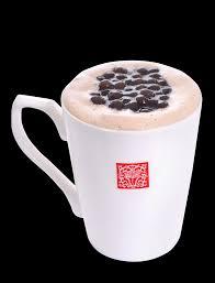 タピオカ甘酒豆乳紅茶