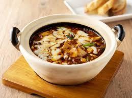 とろとろチーズ in 麻婆豆腐